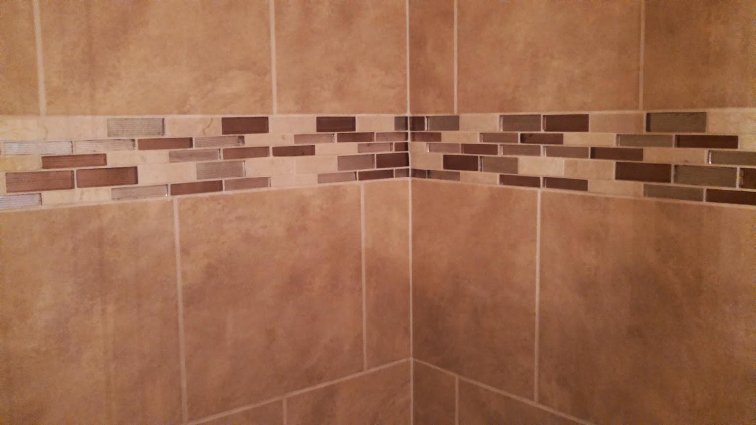 New Custom Tile Tub Surround Tempe Az